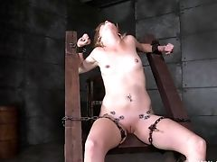 Never Before Was Kay Kardia Tormented In These Exotic Ways!