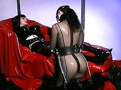 Sultry Big Boobed Mistress Anastasia Pierce Is Having Joy With Her Bottom