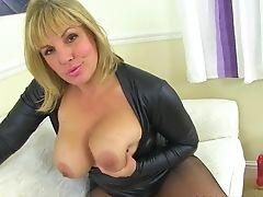 Danielle, Older Woman Joy