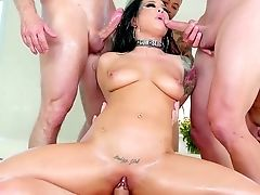 Cougar Can't Get Enough Of These Dicks The Hard Way