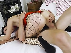 Alessa Savage And Her Hard Cocked Fuck Mate Danny D Are In The Mood For Fucking