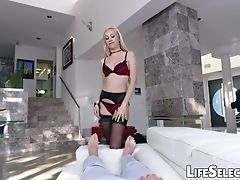 Lyra Law - Sexy Blonde Fucked Hard