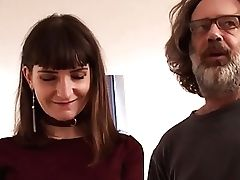Brit Cumswallower Obedient Learns Punishment