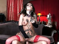 Unbelievably Hot Fuck-a-thon Kitty Julia Bond Spends Her Sexual Energy With Hard Dicked Dude Keiran Lee