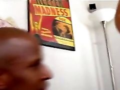 Youthfull Blonde Chick Brooke Scott Tastes A Thick And Dangerous Black Dick With Her Mouth And Vulva