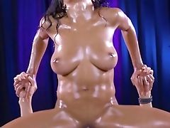 The Flawless Xxx With Voluptuous Anya Ivy