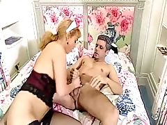Retro Porno Story With Spandex And Group Fuck-fest