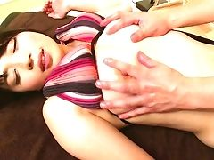 Yukki's Cunt Looks Beautiful And Is Worth To Get Some Stimulations!