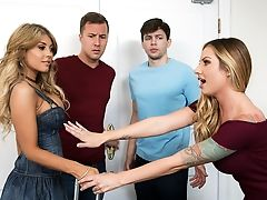 Brazzers – Step-sister Interchange: Part Two
