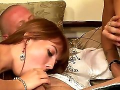 Zoey Holloway And Her Nasty Daughter-in-law, Delila Darling, Choose Hot Threesome Deeds. However, Delila Is Not So Experienced In Hookup Like Her Mom