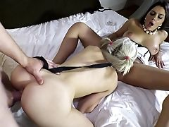 Subby Teenager For A Duo