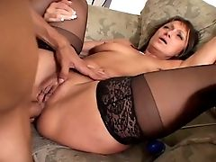 This Mummy Knows How To Sundress Sexy For Her Youthfull Man And She Loves To Fuck
