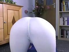 Sista Gets Fucked After Yoga