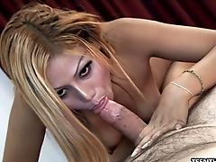 Supah Gorgeous Asian Floozy Getting Fucked So Raw