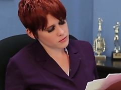 Hard Headmistress Lily Cade Loves Spanking And Fucking Crazy Student