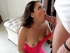 Hot Tramp Vicki Chase Opens Her Sweet Mouth And Deep Throats Alec Knights Penis