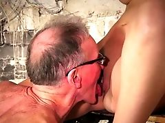 Anina Silk Gets Hard Fucked By A Senior Stud